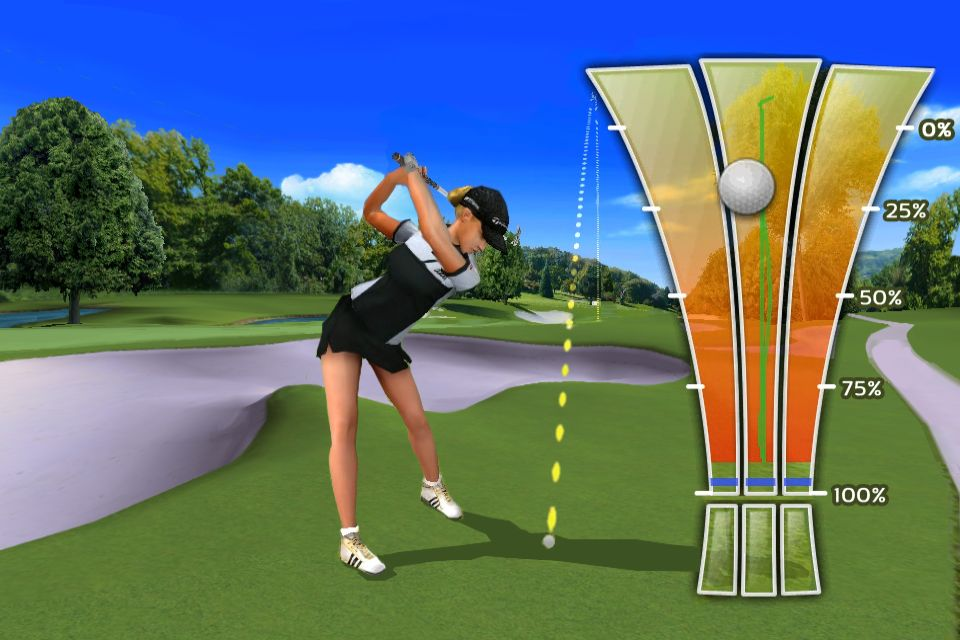 Screenshot Real Golf 2011
